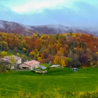 Últimos paisajes otoñales 2020