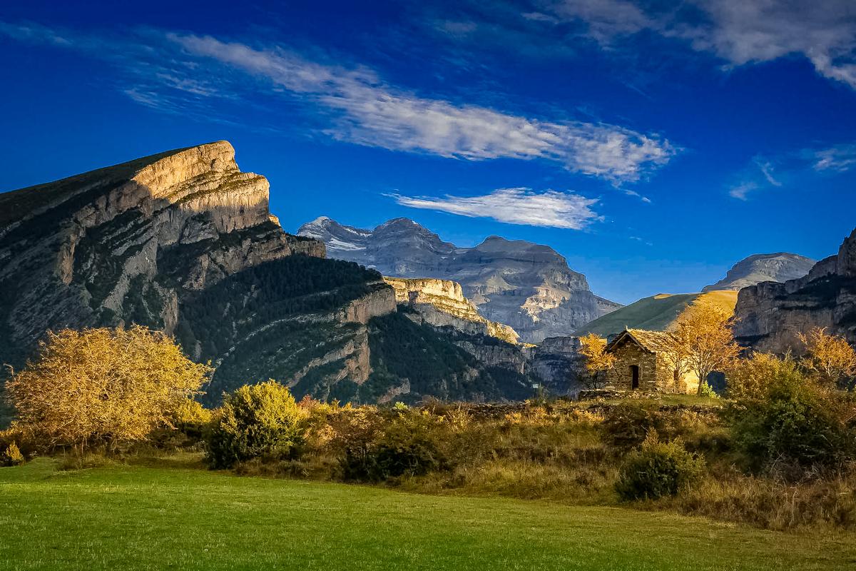 El Cañón de Añisclo, uno de los lugares más impresionantes del Pirineo deHuesca
